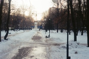 Парк Орлёнок Воронеж Плёнка