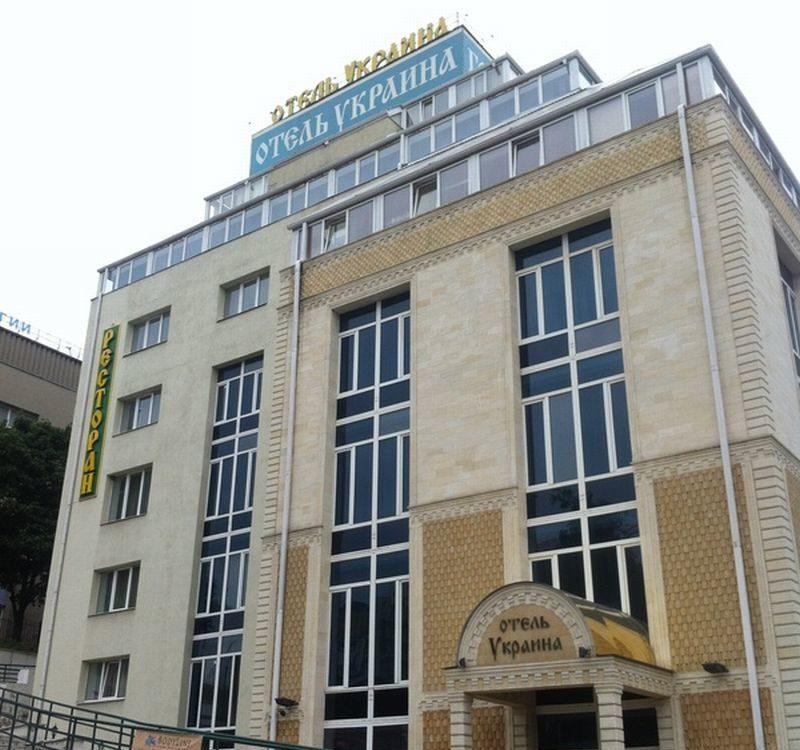гостиница Украина Воронеж