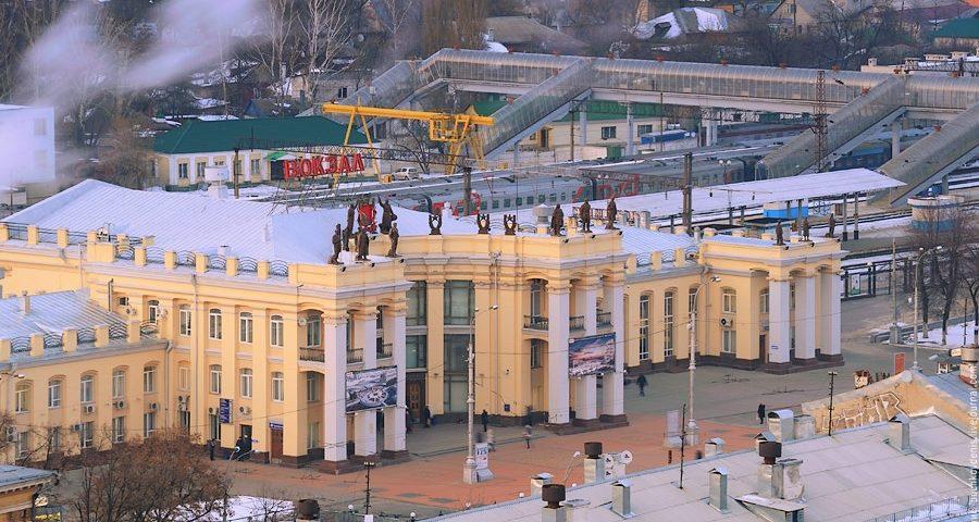 Как доехать Ж/Д Вокзал Воронеж