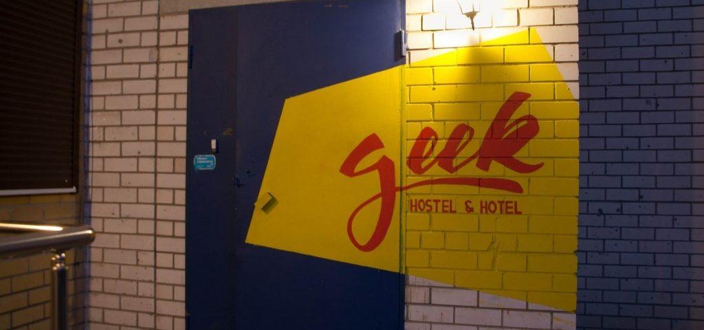 Geek Hostel Воронеж